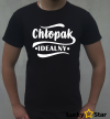 Koszulka Męska Chłopak idealny