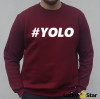 Bluza Męska #YOLO