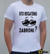 Koszulka Męska Kto bogatemu ZABRONI?