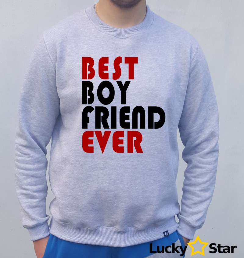 Bluza Męska best BOY FRIEND ever