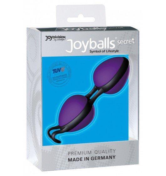 Stylowe kulki gejszy Joyballs Secret Fiolet