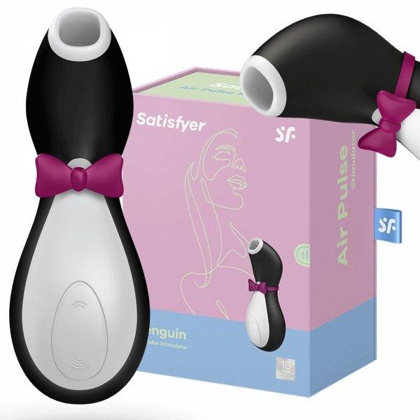 Masażer powietrzny Pingwinek Satisfyer Pro Penguin