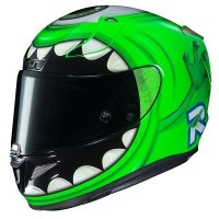 KASK INTEGRALNY HJC R-PHA-11 MIKE WAZ/DISNEY GREEN