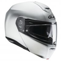 KASK SYSTEMOWY HJC R-PHA-90 PEARL WHITE RYAN