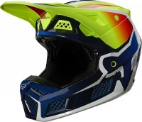 FOX KASK OFF-ROAD V-3 RS WIRED YELLOW
