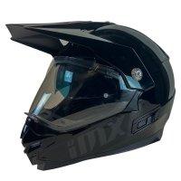 IMX  KASK OFF-ROAD MXT-01 PINLOCK READY BLACK