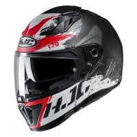HJC KASK INTEGRALNY  I70 RIAS BLACK/RED