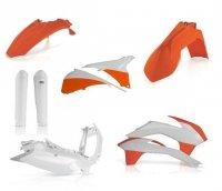 Acerbis KTM pełny zestaw plastików EXC 2016