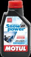 MOTUL SNOWPOWER 2T AS 1L