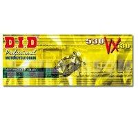 Łańcuch napędowy DID 530 VX/106 X-ringowy wzmocniony 2151659