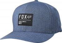FOX CZAPKA Z DASZKIEM NON STOP FLEXFIT BLUE STEEL
