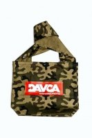 DAVCA TORBA cotton bag camo Don't Panic