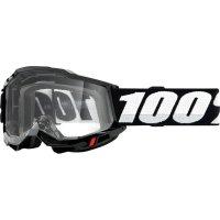100 PROCENT GOGLE FA20 ACCURI 2 WOODS GOGGLE BLACK