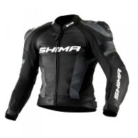 SHIMA STR JACKET BLACK kurtka do kombinezonu STR