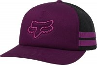 FOX CZAPKA Z DASZKIEM LADY HEAD TRIK TRUCKER DARK