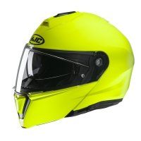 HJC KASK SYSTEMOWY I90 FLUO GREEN