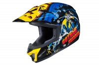 HJC KASK JUNIOR CL-XY II BATMAN DC COMICS GREY