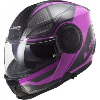KASK LS2 FF902 SCOPE AXIS BLACK PINK