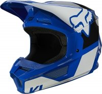 FOX KASK OFF-ROAD V-1 REVN BLUE