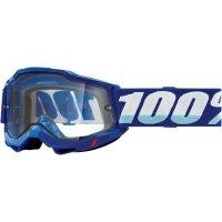 100 PROCENT GOGLE FA20 ACCURI 2 ENDURO MOTO G BLUE