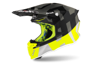 AIROH KASK OFF-ROAD TWIST 2.0 FRAME ANTHRACI MATT