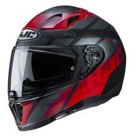 HJC KASK INTEGRALNY I70 REDEN BLACK/RED