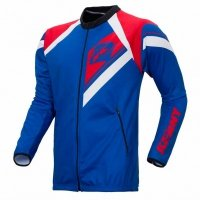 KENNY BLUZA ENDURO BLUE/RED
