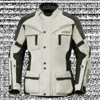 BUSE Kurtka motocyklowa  Santo piaskowo-czarna