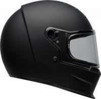 BELL KASK INTEGRALNY  ELIMINATOR SOLID BLACK MATT