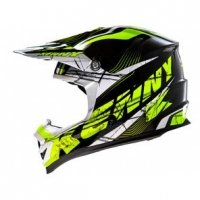 KENNY KASK OFF-ROAD PERFORMANCE 14 NEON YELLOW