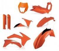 Acerbis KTM pełny zestaw plastików EXC; 12-13