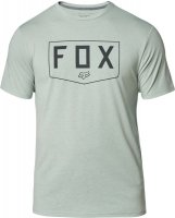 FOX T-SHIRT SHIELD TECH EUCALYPTUS