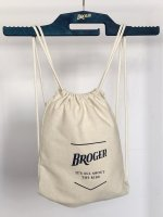 BROGER  WOREK CALIFORNIA BEACH BAG SAND