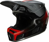 FOX KASK OFF-ROAD V-3 RS WIRED GREY