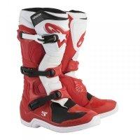ALPINESTARS(MX) buty TECH 3 offroad biały/czerwony