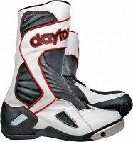 Buty Daytona EVO Voltex biało-czarno-czerwone