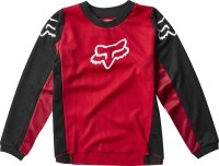FOX BLUZA OFF-ROAD JUNIOR 180 PRIX FLAME RED