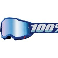 100 PROCENT GOGLE FA20 ACCURI 2 GOGGLE BLUE SZ PRZ