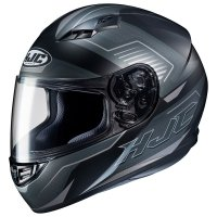 HJC KASK CS-15 TRION BLACK/GREY
