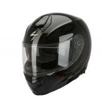 SCORPION Kask szczękowy EXO-3000 AIR SOLID BLACK
