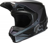 FOX KASK OFF-ROAD V-1 WELD SE BLACK IRI