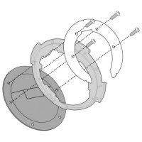 Kappa BF23K Pierścień mocujący tanklock MT-09 Tracer