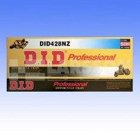 Łańcuch napędowy DID 428 NZ/124 bezoringowy wyczynowy (cross) 2150996