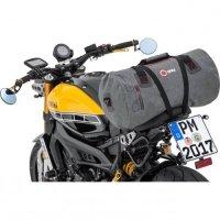 Q-Bag torba motocyklowa rolka szara 35 l