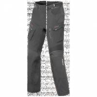 BUSE Spodnie motocyklowe Zestaw EXRC Porto czarno/czarny