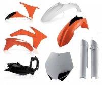 Acerbis KTM pełny zestaw plastików SX 2011 replika