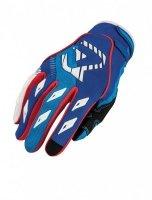 Acerbis Rękawiczki MX-1 niebieskie