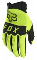 FOX RĘKAWICE OFF-ROAD DIRTPAW YELLOW