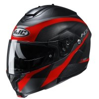 HJC KASK SYSTEMOWY C91 TALY BLACK/RED