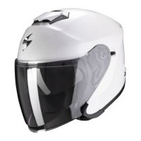 SCORPION KASK OTWARTY EXO-S1 SOLID PEARL WHITE